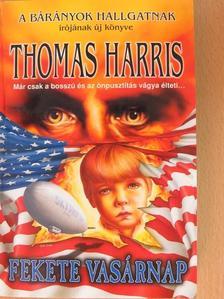 Thomas Harris - Fekete vasárnap [antikvár]