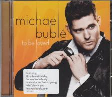 MICHAEL BUBLE - MICHAEL BUBLÉ TO BE LOVED CD