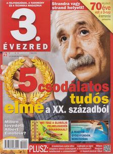 Vámos Éva - 3. évezred 2014. augusztus [antikvár]