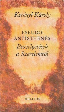 Kerényi Károly - Beszélgetések a Szerelemről [antikvár]