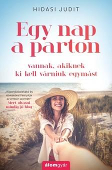 Hidas Judit - Egy nap a parton [eKönyv: epub, mobi]