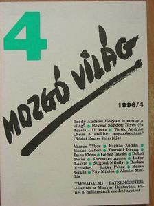 Almási Miklós - Mozgó Világ 1996. április [antikvár]