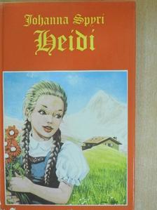 Johanna Spyri - Heidi [antikvár]