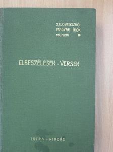 Féja Géza - Elbeszélések - versek [antikvár]