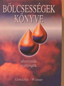 Arany László - Bölcsességek könyve II. [antikvár]