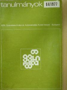 Győry György - Tanulmányok 1977/64. (dedikált példány) [antikvár]