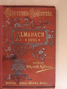 Békefi Antal - Almanach az 1895. évre [antikvár]