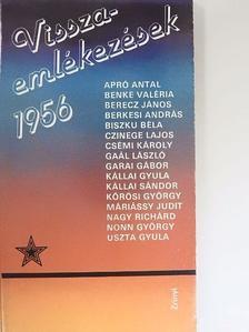 Baló György - Visszaemlékezések 1956 [antikvár]