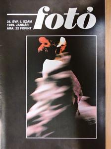 Bárdics József - Fotó 1989. január [antikvár]