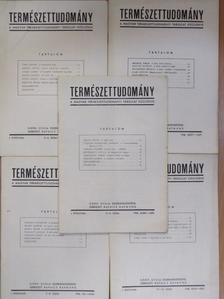 Beretzk Péter - Természettudomány 1946. (nem teljes évfolyam) [antikvár]