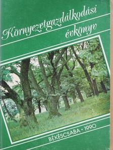 Baukó Tamás - Környezetgazdálkodási évkönyv 1989 (dedikált példány) [antikvár]