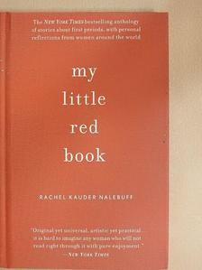 Erica Jong - My Little Red Book [antikvár]