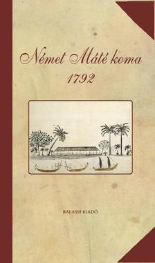 Német Máté koma 1792