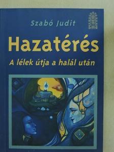 Szabó Judit - Hazatérés [antikvár]