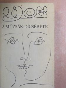 András László - A Múzsák dícsérete [antikvár]