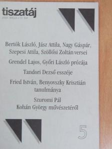 Báthori Csaba - Tiszatáj 2003. május [antikvár]