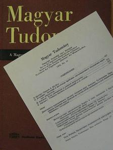 Benedikt Ottó - Magyar Tudomány 1968. november [antikvár]