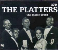 THE MAGIC TOUCH CD THE PLATTERS