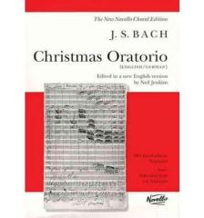 J. S. Bach - CHRISTMAS ORATORIO BWV 248 (ENGLISH / GERMAN) VOCAL SCORE
