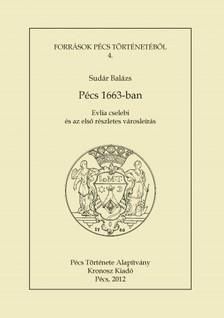Sudár Balázs - Pécs 1663-ban [eKönyv: pdf]