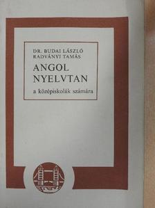Dr. Budai László - Angol nyelvtan [antikvár]