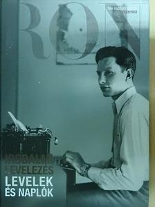 L. Ron Hubbard - Irodalmi levelezés - Levelek és naplók [antikvár]