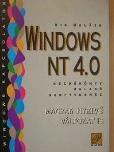 Kis Balázs - Windows NT 4.0 [antikvár]