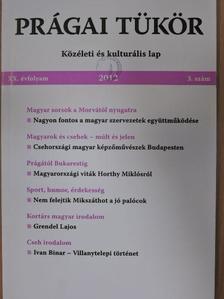 Ambrus Tünde - Prágai tükör 2012/3. [antikvár]