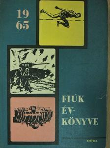 Aba Iván - Fiúk Évkönyve 1965 [antikvár]