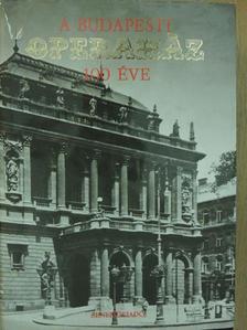 Gelencsér Ágnes - A Budapesti Operaház 100 éve [antikvár]