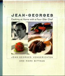 Jean-Georges Vongerichten, Mark Bittman - Jean-Georges: Cokking at Home with a Four-Star Chef [antikvár]
