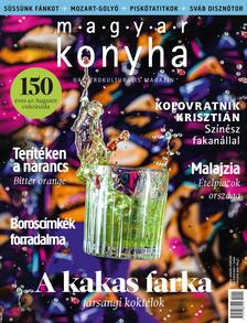 Magyar Konyha - Magyar Konyha - 2020. január-február (44. évfolyam 1-2. szám)