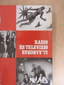 Kőháti Zsolt - Rádió és Televízió évkönyv 1972 [antikvár]
