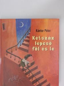 Kántor Péter - Kétszáz lépcső föl és le [antikvár]