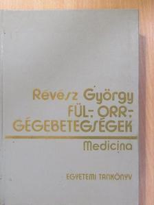 Mihók György - Fül-, orr-, gégebetegségek [antikvár]
