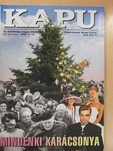 Aniszi Kálmán - Kapu 2002/11-12. [antikvár]
