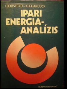 Boustead, I., Hancock, G. F. - Ipari energiaanalízis [antikvár]