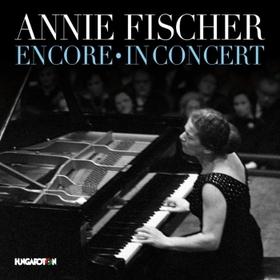 SCGUBERT, CHOPIN, SCHUMANN, - ENCORE IN CONCERT 2CD FISCHER ANNIE