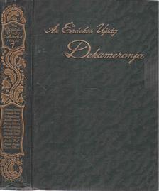 Kabos Ede - Az érdekes ujság dekameronja VII. kötet [antikvár]