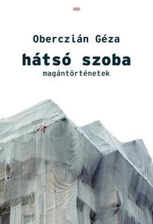 Oberczián Géza - Hátsó szoba