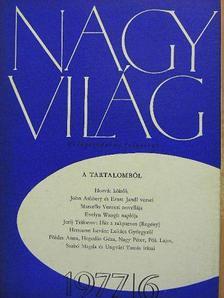Belia György - Nagyvilág 1977. június [antikvár]