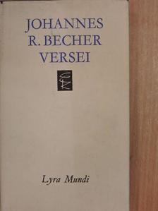 Johannes R. Becher - Johannes R. Becher versei [antikvár]