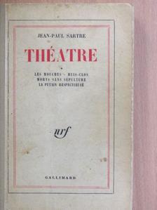 Jean-Paul Sartre - Théatre I. [antikvár]