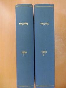 Abádi Nagy Zoltán - Nagyvilág 1980. január-december I-II. [antikvár]