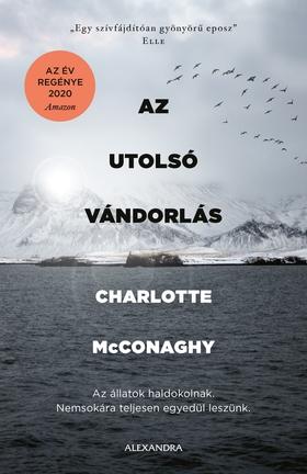 Charlotte McConaghy - Az utolsó vándorlás [eKönyv: epub, mobi]
