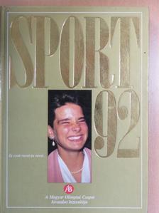 Gyárfás Tamás - Sport '92 [antikvár]
