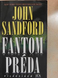 John Sandford - Fantom préda [antikvár]