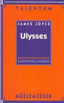 James Joyce - ULYSSES - Talentum műelemzések