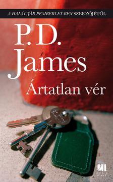 JAMES, P.D. - Ártatlan vér ***