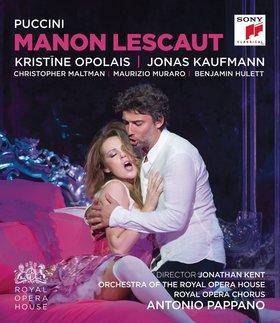 Puccini - MANON LESCAUT DVD KAUFMANN